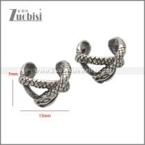 Stainless Steel Earring e002224SA