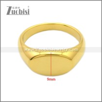 Stainless Steel Ring r008899G