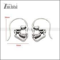 Stainless Steel Earring e002239SA