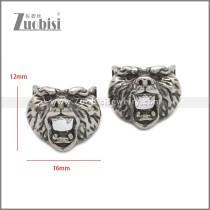 Stainless Steel Earring e002216SA