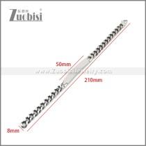 Stainless Steel Bracelet b010117SH