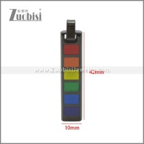 Stainless Steel Pendant p011102H
