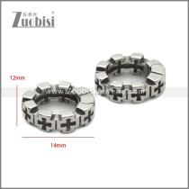 Stainless Steel Earring e002225SA