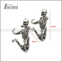 Stainless Steel Earring e002233SA