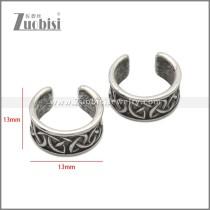 Stainless Steel Earring e002230SA