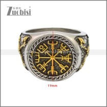 Stainless Steel Ring r008906SG