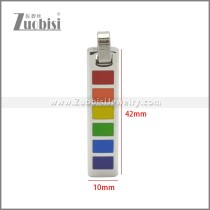 Stainless Steel Pendant p011102S