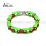 Stainless Steel Bracelet b010118S12