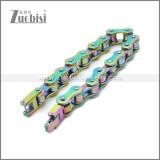 Stainless Steel Bracelet b010118C