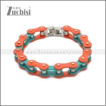Stainless Steel Bracelet b010118S4