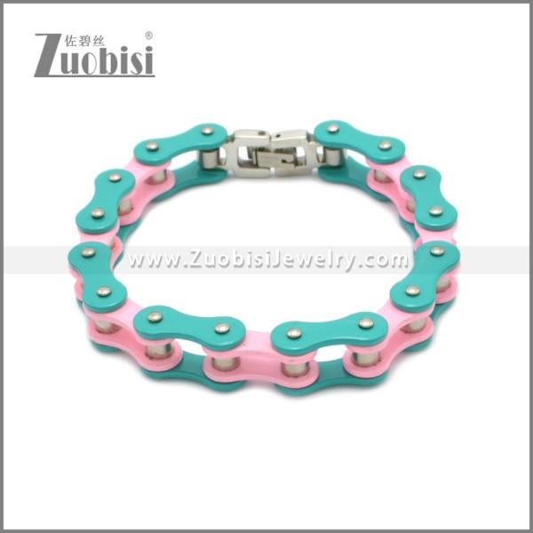 Stainless Steel Bracelet b010118S10
