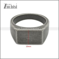 Stainless Steel Ring r008914A