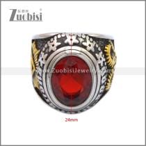 Stainless Steel Ring r008916SHG1