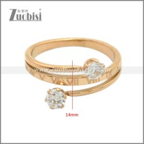 Stainless Steel Ring r008915R