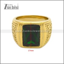 Stainless Steel Ring r008912G1