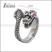 Stainless Steel Ring r008918SH