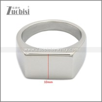 Stainless Steel Ring r008914S