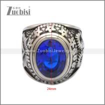 Stainless Steel Ring r008917SH1