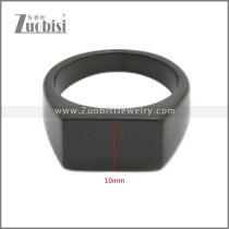 Stainless Steel Ring r008914H