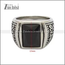 Stainless Steel Ring r008913SH2