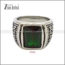 Stainless Steel Ring r008913SH1