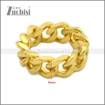 Stainless Steel Ring r008921G