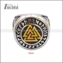 Stainless Steel Ring r008920SHG