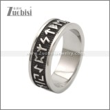Stainless Steel Ring r008944SA