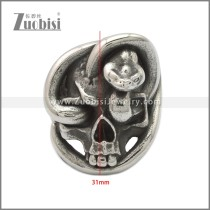 Stainless Steel Ring r008935SA