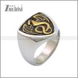 Stainless Steel Ring r008957SHG