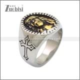 Stainless Steel Ring r008949SHG