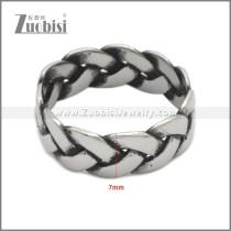 Stainless Steel Ring r008947SH