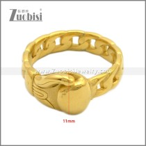 Stainless Steel Ring r008952G