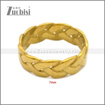 Stainless Steel Ring r008947G