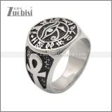 Stainless Steel Ring r008963SH