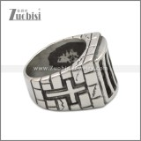 Stainless Steel Ring r008969SA
