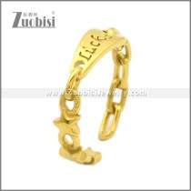 Stainless Steel Ring r008983G