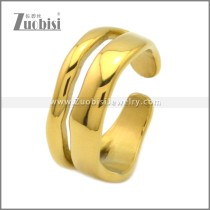 Stainless Steel Ring r008982G