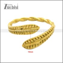 Stainless Steel Ring r008977G