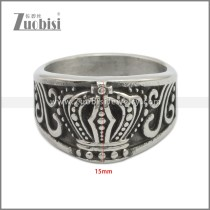 Stainless Steel Ring r008971SA