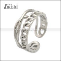 Stainless Steel Ring r008981S