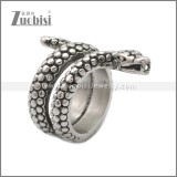 Stainless Steel Ring r008970SA