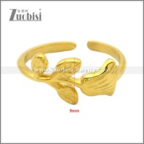 Stainless Steel Ring r008995G