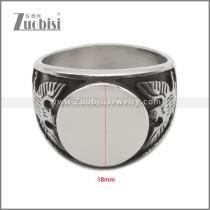 Stainless Steel Ring r008968SH