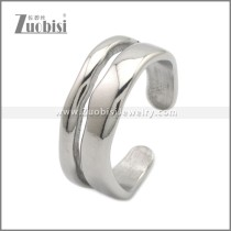 Stainless Steel Ring r008982S