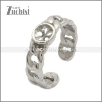 Stainless Steel Ring r008991S