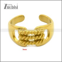 Stainless Steel Ring r008980G