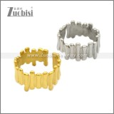 Stainless Steel Ring r008976S
