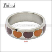 Stainless Steel Ring r009002S2