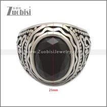 Stainless Steel Ring r008999SA2